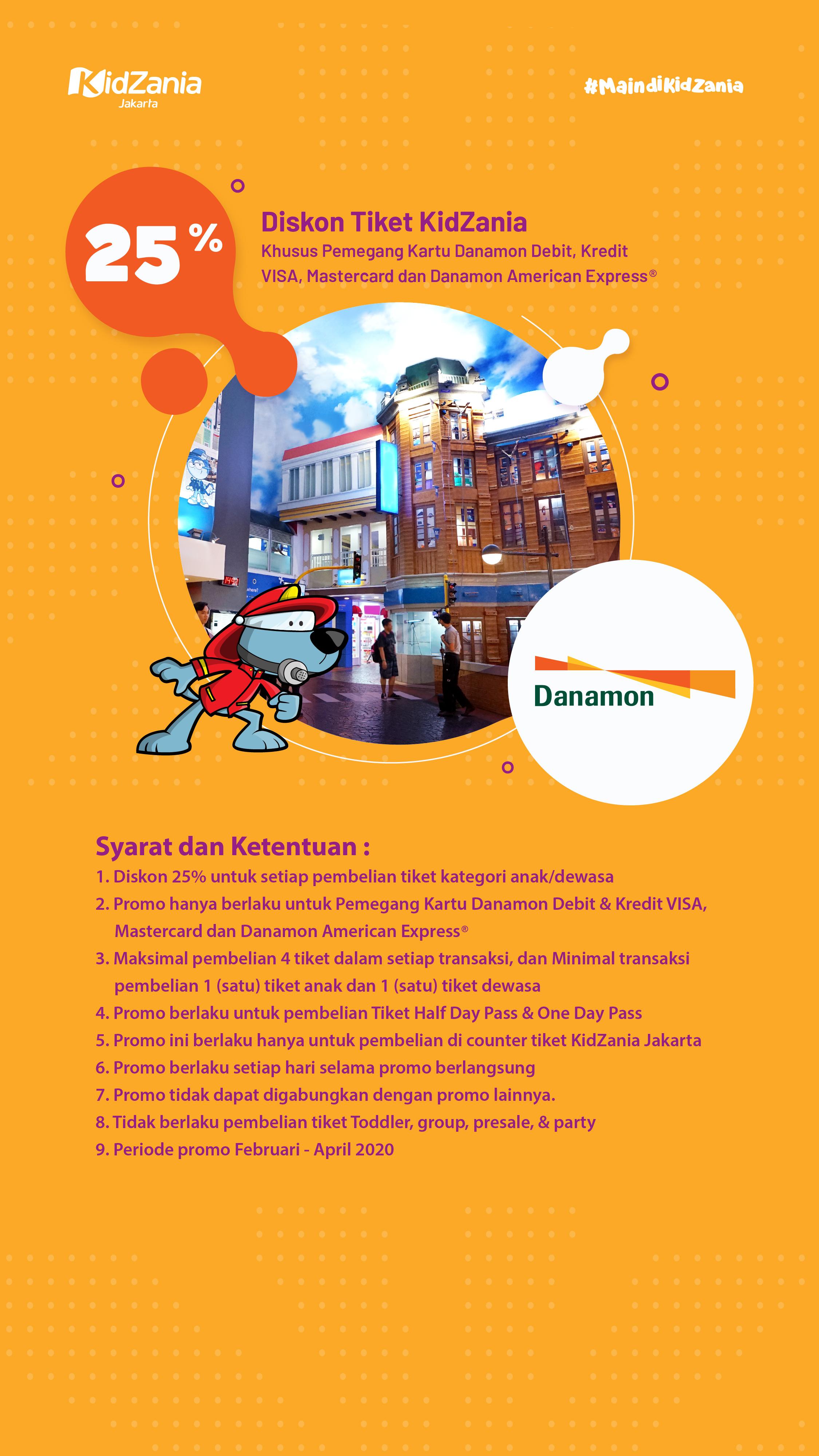 Promo Bank Danamon Februari 2020