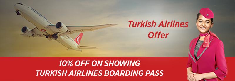 KidZania Turlish Airlines offer