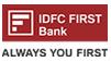 IDFC FIRST Bank offer